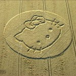 hello kitty cropcircle