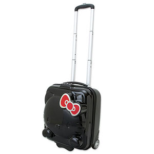 Hello Kitty roller luggage