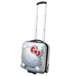 Hello Kitty suitcase