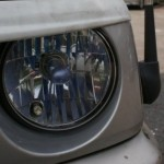 hello kitty car headlight