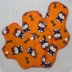 hello kitty cloth pads