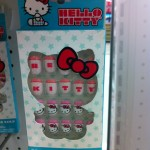 hello kitty name press on nails