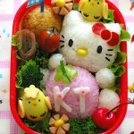 Hello Kitty KT bento