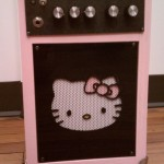 hello kitty amplifier