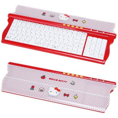 Hello Kitty computer keyboard