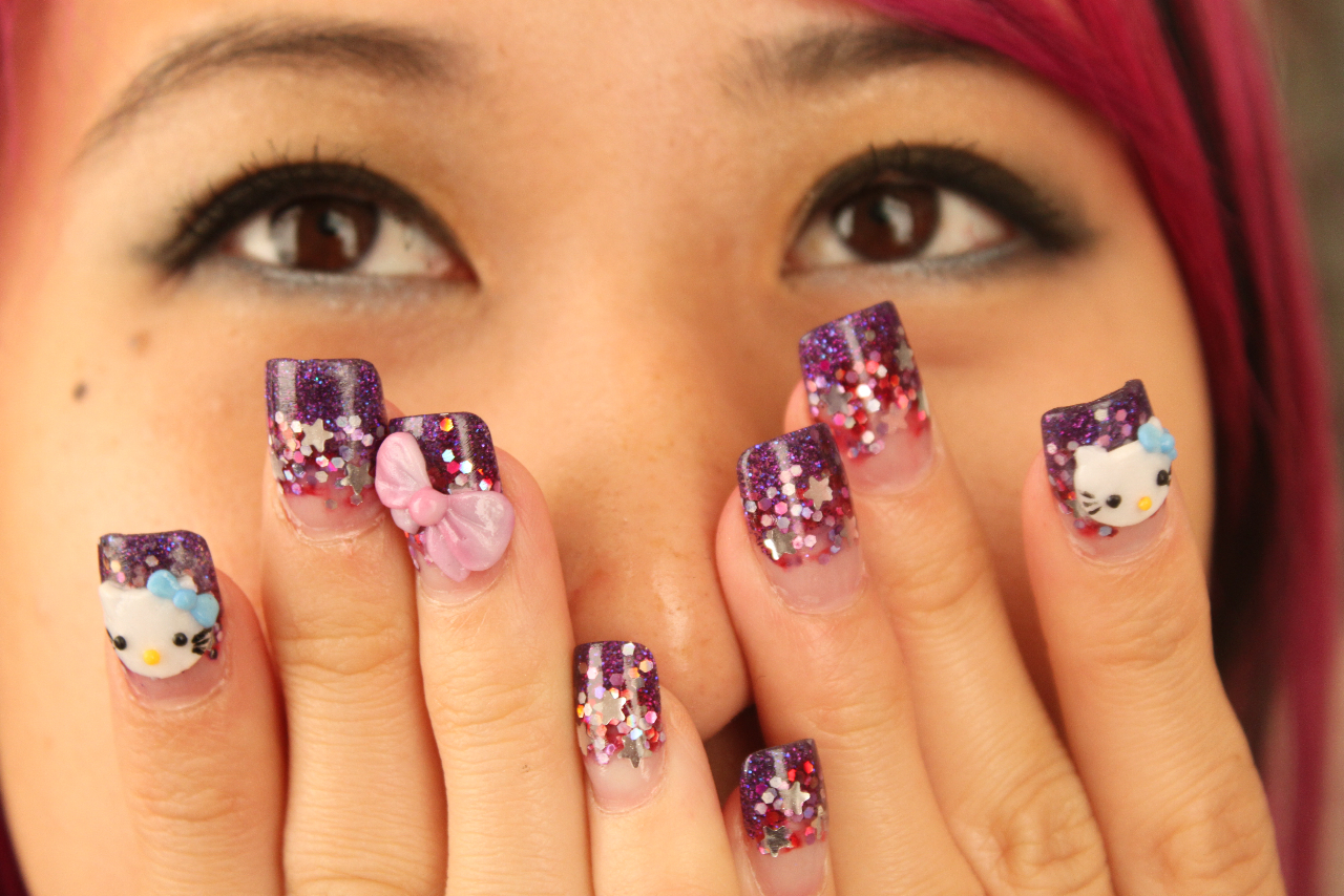 Amazing Hello Kitty Nail Art 1280 x 854 · 1151 kB · jpeg