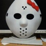 Hello Kitty Jason mask