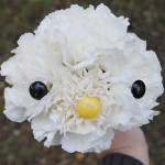 how to make hello kitty flower