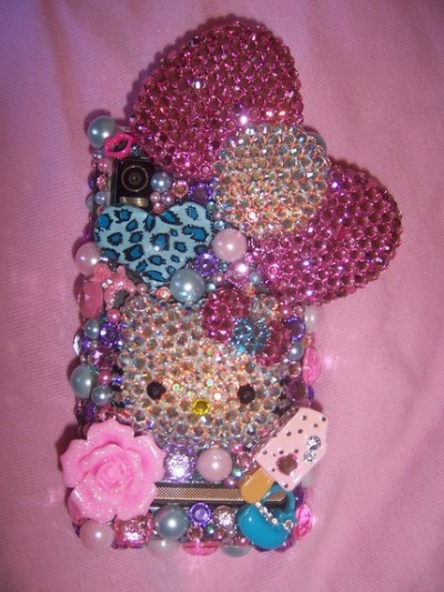 hello kitty cell phone case