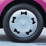hello kitty car rims