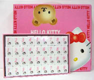 Hello Kitty majong set