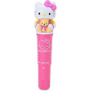 Hello Kitty vibrator pink