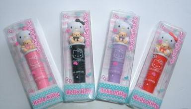 Hello Kitty vibrator set