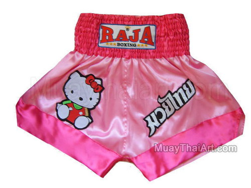 Hello Kitty boxing shorts
