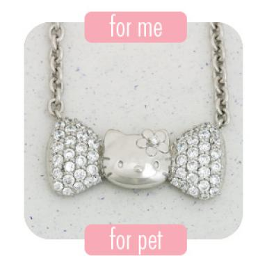 Hello Kitty Dog Jewelry