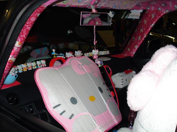 Hello Kitty Scion