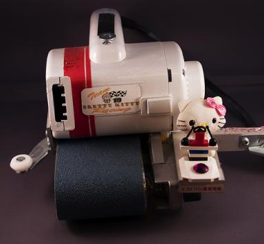 Hello Kitty power sander