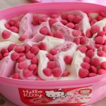 hello kitty strawberry ice cream