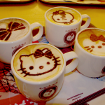 hello kitty coffee