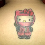 hello kitty ninja