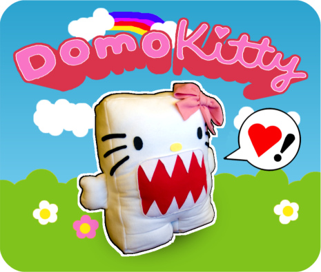 Because Hello Kitty fanatics have this strange concept that Hello Kittifying