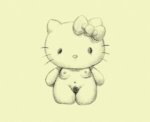 hello-kitty-nude