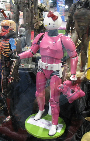 Hello Kitty pink stormtrooper