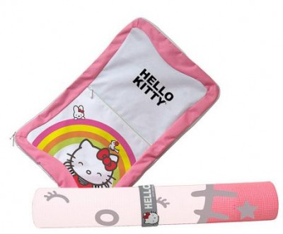 Hello Kitty Wii balance board bag