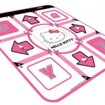 Hello Kitty Wii Dance Mat