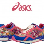 hello kitty asics