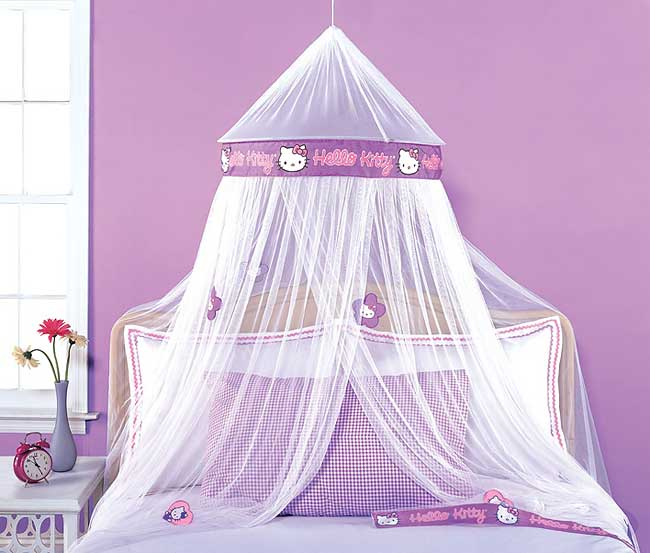 Buy Hello Kitty Bed Canopy Here! | Find The Best Deals Online!