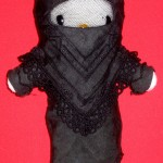 hello kitty jihadist plush