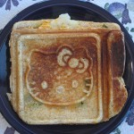 hello kitty lunch sandwich