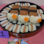hello kitty spam sushi