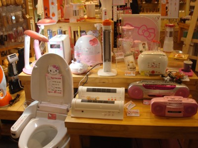 Hello Kitty appliances