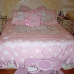 hello kitty bed