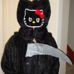 hello kitty grim reaper