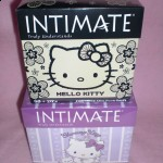 hello kitty intimate panty liners