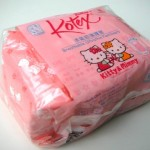 hello kitty kotex