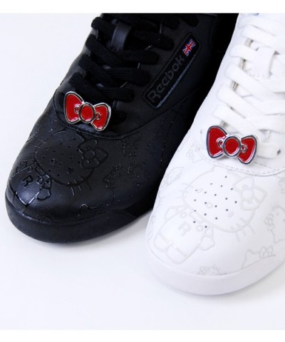 Hello Kitty Reebok bows