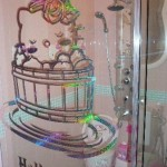 hello-kitty-shower-outside