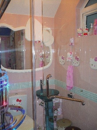 Hello Kitty shower