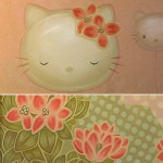 hello kitty three apples melissa