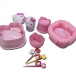 hello kitty bento set