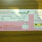 hello kitty boarding pass