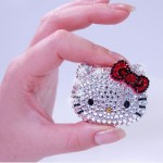 hello kitty chrystal music player