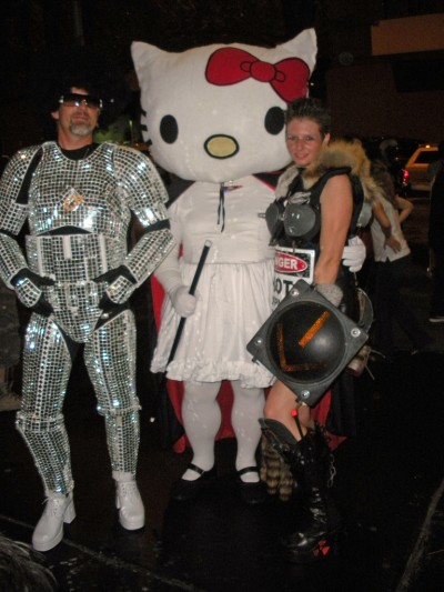 Hello Kitty Disco Stormtrooper