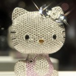 Hello Kitty jewel doll