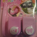hello kitty nori cutter