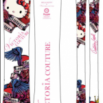 hello kitty snowboard
